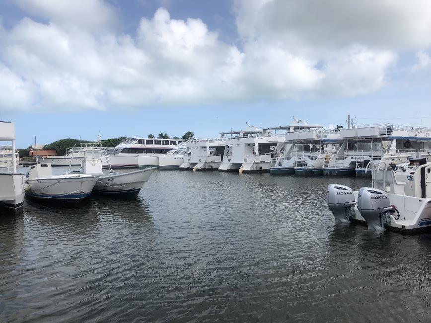 Port Waste Reception Facilities Audit – Belize
