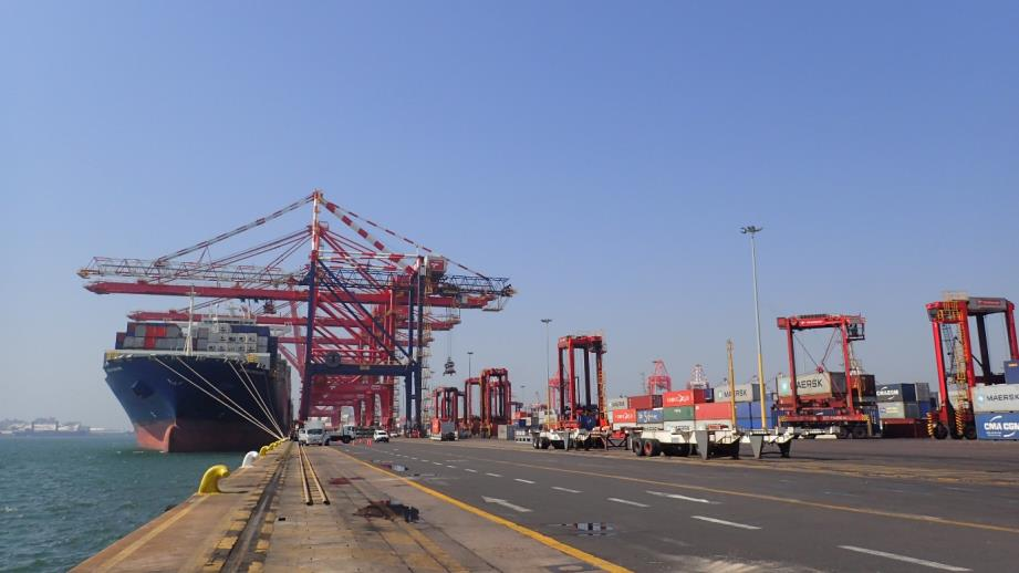 Port Reception Waste Facilities Audit – South Africa