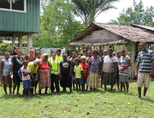 Solomon Islands Waste Data Collection and Analysis