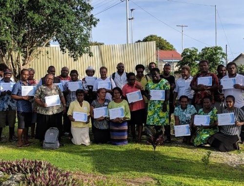 Solomon Islands Waste Management Training Development and Delivery
