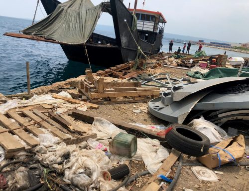 Vanuatu Port Reception Waste Facilities Audit