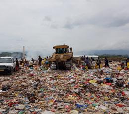Waste Data Report – Solomon Islands