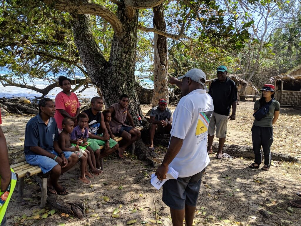 Waste Management Training Report – Vanuatu