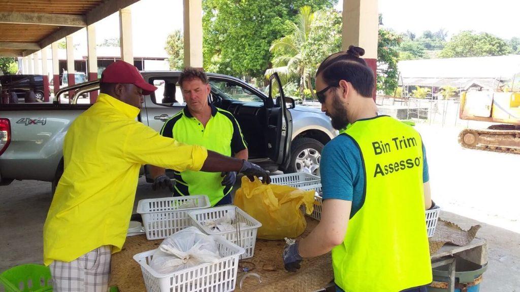 Waste data Report – Vanuatu