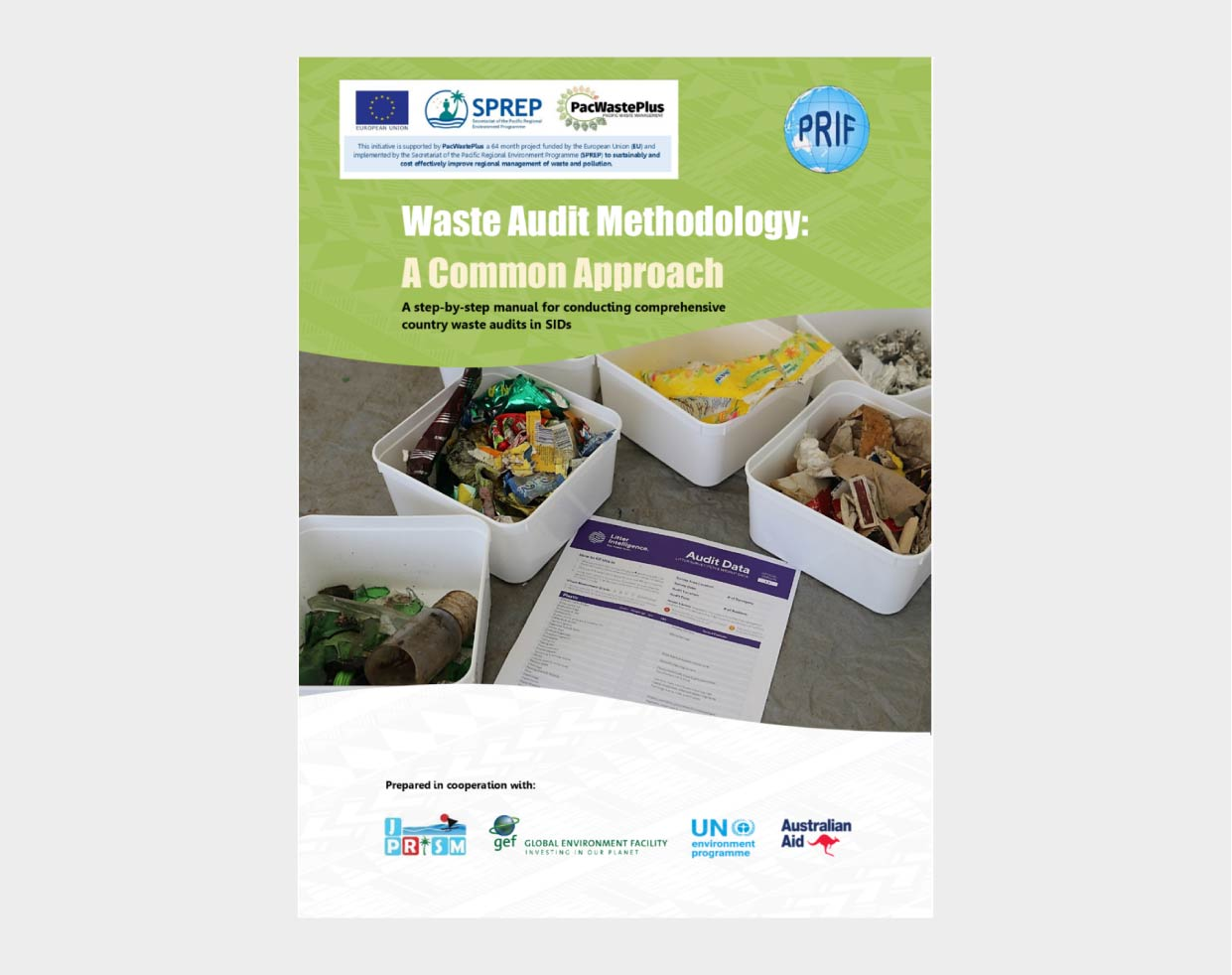 Waste Audit Methodology - A Common Approach